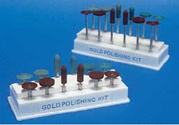 GOLD POLISHING KIT CA/HP